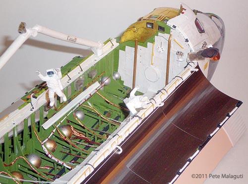 monogram space shuttle interior - photo #4